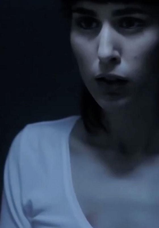 Cartel del corto Las razones de Elena