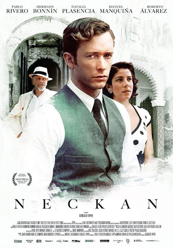 Cartel de la peícula Neckan